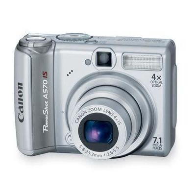 Canon Powershot A590 IS - Digital Camera Reviews