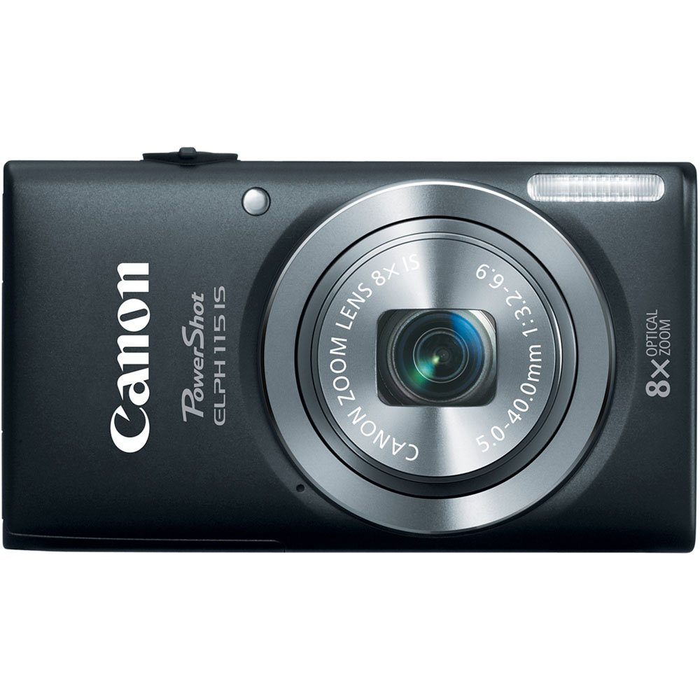 Canon PowerShot ELPH 115 - Digital Camera Reviews ...